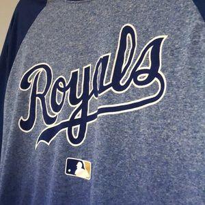 Men's royals shirt
